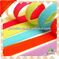custom sizes stretch hook loop fastener tape/fabric magic tape