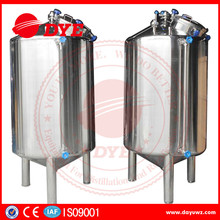 2014 new stainless steel hot water tank 30000 liter