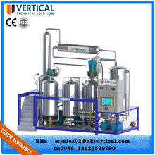 Zero pollution Water cooling technology waste oil recycling technology