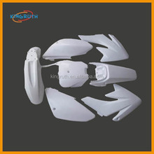 Fairings Kit Plastics Set Body CRF 70 CRF70 125cc 140cc 150cc Dirt Pit Bike White color