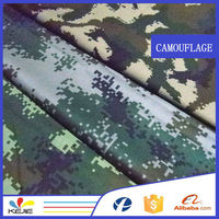 280g cotton canvas real tree printed camouflage fabric
