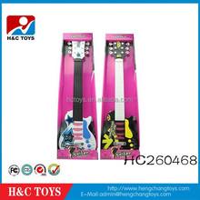 bambini simulazione musica di toccare chitarra giocattolo bambini chitarra giocattolo elettrico hc260468