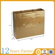 extra large shopping luxury brand paper bag