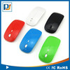 For Apple Magic Wireless 2.4g Mouse with LED light Laser LOGO Wireless USB Optical Mouse