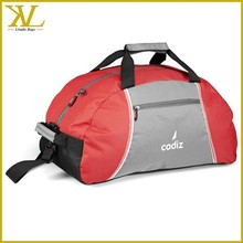 BSCI audit factory multi-functional Sports duffle bag manufacturer, polyester travel duffle bags