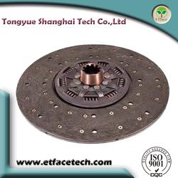 1861460138 DAF part diameter 380mm truck clutch plate