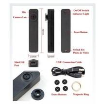 4GB Hidden pinhole camera Mini DVR Recorder spy Button Camera