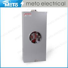MT-320-4J-RL Series Single Solder Type Phase Industrial Meter Socket & Meter Mounting Equipment