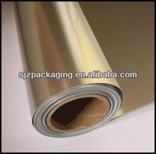 PVDC Coated PET Film with oxygen barrier, transparent polyester barrier film(PE/PET or PE/PET/ALU) used for flexible packaging