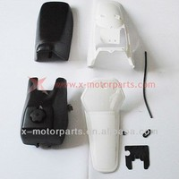 Tank Seat Plastic Kit Fit For Yamaha PW80 PW 80 White