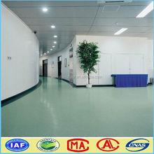 china 2mm thick anti-static PVC flooring