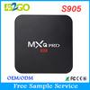 best MXQ Pro hd internet tv box Android 5.1 Amlogic S905 internet television box, xbmc on android tv box