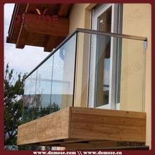 Verre balustrade / main courante / balustrade