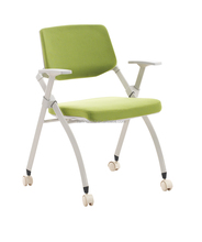 T-90 light hot sale swivel executive chair fabric armrest and ergonomic folding chair