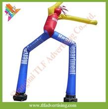 Two legs cheap air dancer,man air dancer blower