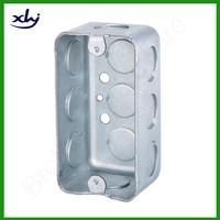 Galvanized steel handy box utility box 1-7/8 deep electric junction box
