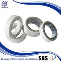 High Temperature PET Material Double Sided Tape with Above 100 Degree Centigrade
