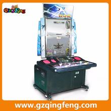 Qingfeng high quality hot sale cheapest video vewlix-l cabinet game machine
