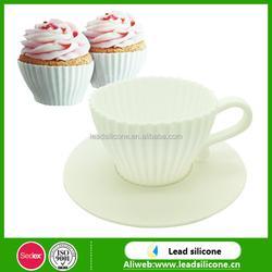 Silicone Cupcake Bake Set Muffin Cupcake Mold/Silicone Baking Mold