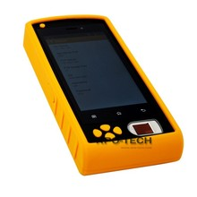 Portable Fingerprint Time Attendance with WIF, GPRS, GPS, Bluetooth, Camera, Mobile Phone, and barcode function