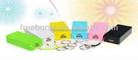 Fashional external power bank for yoobao 5200mah