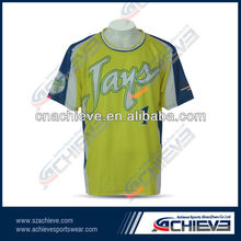 Free design football jersey with professional design team