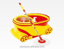 As seen on tv High quality mopnado deluxe walkable spin mop
