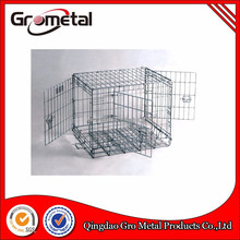 Hot sell Foldable Metal Iron Pet Cage for Dog