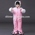 moda festa de crianças bonito pijama de flanela