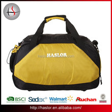 2015 waterproof motorcycle duffel bags with shoe compartment