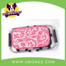 soft pet carrier/Pet Dog Cat Carrier Soft Travel foldable and soft pet carrier