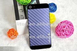 Carbon Fiber Skin Guard for iPhone 5