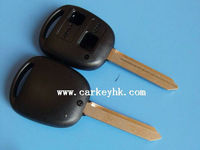 Remote Key Case Fob for TOYOTA Avensis Yaris Auris