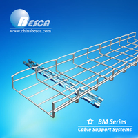 PEDESTAL O RELATED BRACKETS for WIRE MESH CABLE TRAY