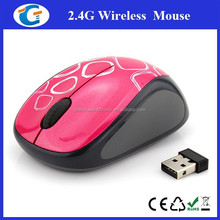Cool Wireless Optical 3D Mouse For Laptop PC Computer