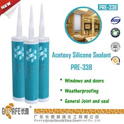 Prince PRE-338 Acetoxy General Purpose Silicone Sealant