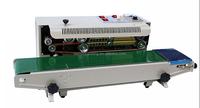 Guaranteen 100% High Quality FR-900 Continuous Film Sealing machine/Plastic film heat sealer