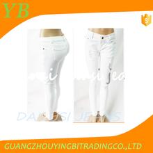 2016 nueva ropa de mujer pantalones / pantalones