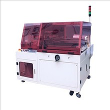 CHY-4550ALA487 with high cost efficient for magazine the pneumatic driven L type designed pof warming up sealer