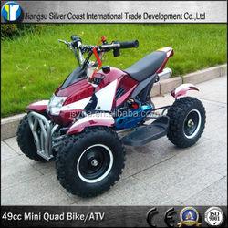 49ccm ATV Mini Quad Bike For Kids Pull start & E-start ATV