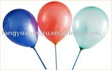 "10"" round latex pearl balloon"