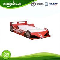 Premium Quality Simple Design Super Price Sport Car Beds