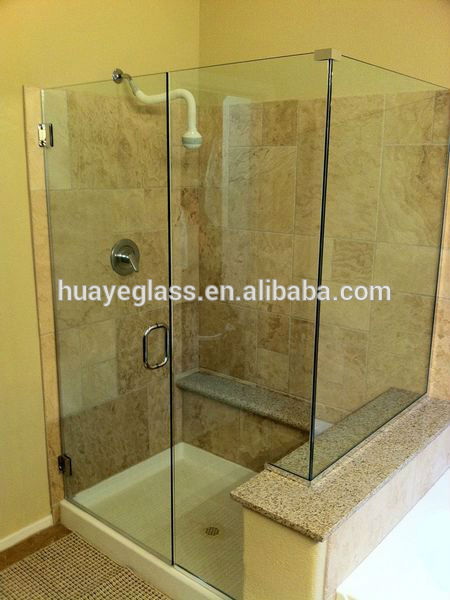 Puertas Para Baño De Fibra De Vidrio:de vidrio : de vidrio templado para cuarto de baño de la puerta de