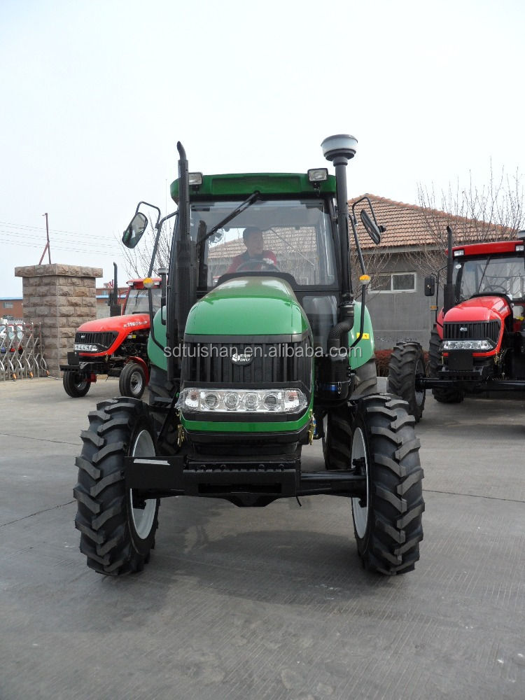 4 Wheel Drive Farm Tractors : Hp four wheel drive farm tractor chinese famous brand