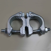 Q235 steel EN74 scaffold coupler