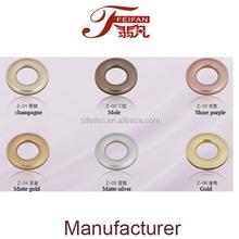 Z-ABCDEFGHIJ eyelet curtains plastic curtain ring