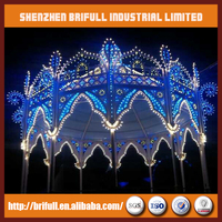 multifunction christmas swag lights decoration