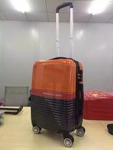USA new model luggage bag,Aluminum trolley luggage, ABS/PC luggage