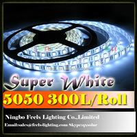 high lumens flex 12v 24v dc smd 5050 led strip