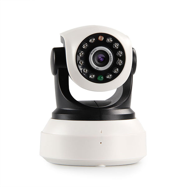 Promotion!! 1/4'' 300K pixel Color CMOS motion detection security equipment ip camera p2p ip camera